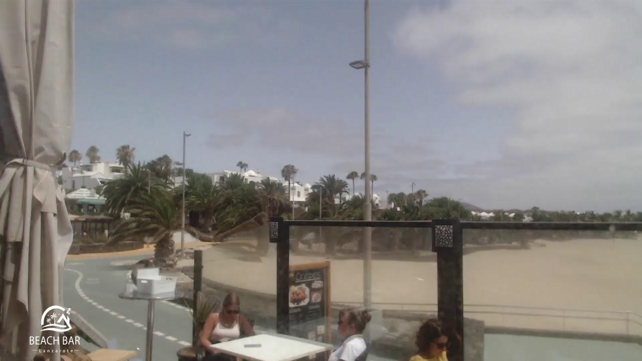 Lanzarote - Costa Teguise, Beach Bar