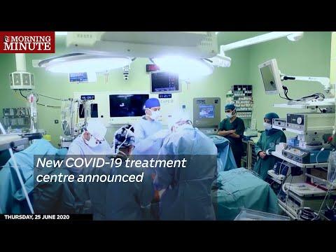 New COVID-19 treatment centre announced
