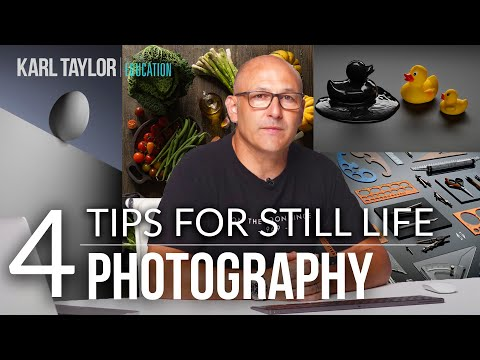 4 tips for creative still life photography by karl taylor