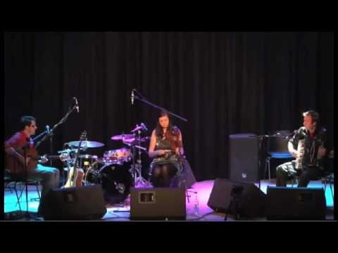 Lori Watson and Rule of Three 'Live in Innerleithen' Showreel 2012