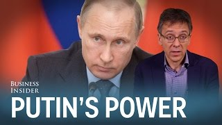 Why Putin is the most powerful man in the world