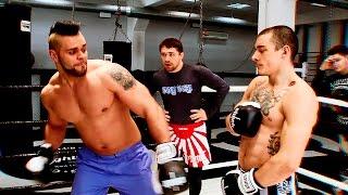 КАЧКИ против БОЙЦОВ MMA / Виктор Блуд в MMA / #ФАРШ