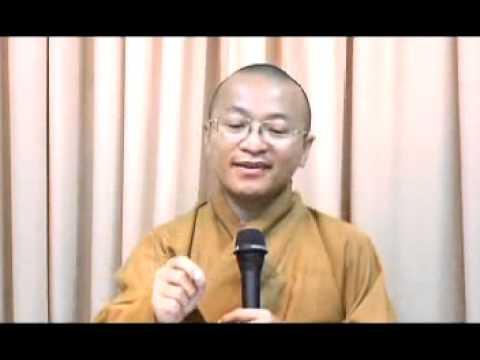 Kinh Trung Bộ 124 (Kinh Bakkula) - Hạnh phúc giữa đời thường (01/03/2009)