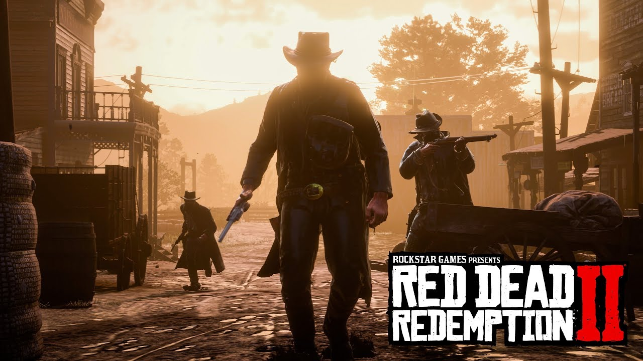 Games - Red Dead Redemption 2