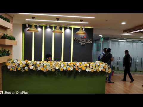 Launch of Regus Workspace