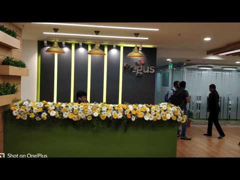Launch of Regus Workspace