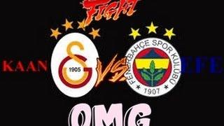 Kaan vs Efe   Dream League Soccer 2016 Türkçe 1v1