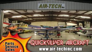 Flying The Microlight Aircraft Video