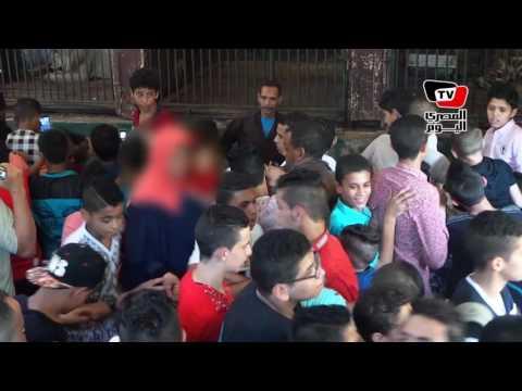 العيد في «حديقة الحيوان» : شاب يتحرش بـ«٦ فتيات»