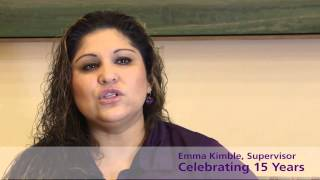 Employee Recognition January 2015