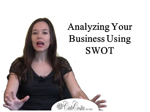 , title : 'Analyzing Your Startup or Small Business with SWOT Analysis