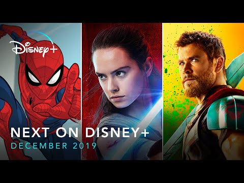 Next On Disney+ - December 2019 | Disney+ | Start Streaming Now