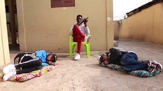 Medikal Omo Ada Dem Sleep Dance Video By YKD