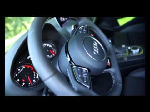Audi A3 Limousine Седан класса B - тест-драйв 2