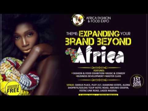 AFRICA FASHION & FOOD EXPO 2019 (#AFFE2019)