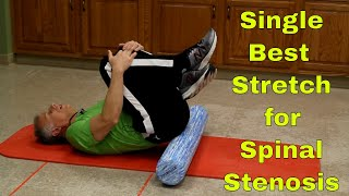 Single Best Stretch & Strengthening Exercises For Spinal Stenosis Of Low Back-Real Patient