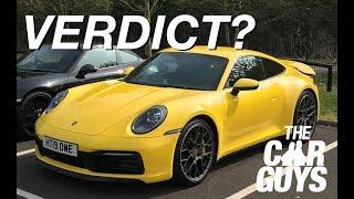 Porsche 911 C4S (992) FIRST DRIVE  - bigger, but is it BETTER?
