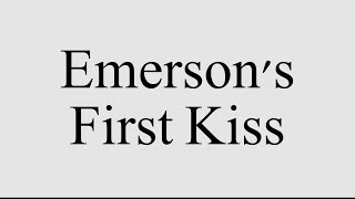 First Kiss: Emerson College Edition