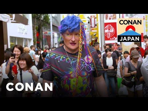 Conan v Japonsku #3: Conan vyráží do ulic Tokia