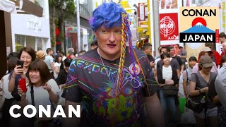 Video Conan Hits The Streets Of Tokyo MP3, 3GP, MP4, WEBM, AVI, FLV September 2019