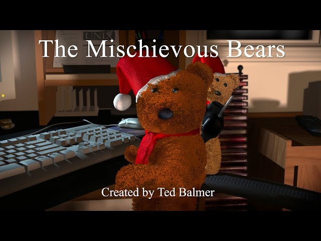 Watch The Mischievous Bears