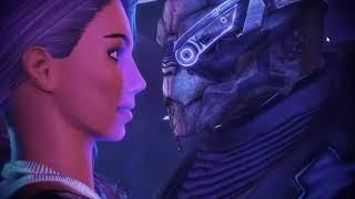 Mass Effect 3 2nd date with Garrus