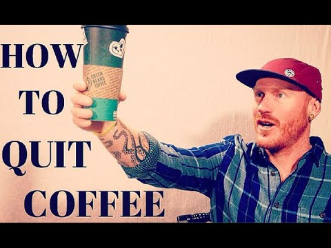 Video 3 steps to Quit Coffee for good / Get a Healthy Gut and Clear Skin
