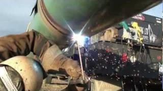Pipeline Welding (Mainline)