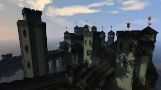 Top Ten Morrowind Castle Mods