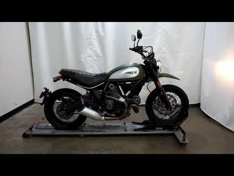 2015 Ducati Scrambler Urban Enduro in Eden Prairie, Minnesota - Video 1