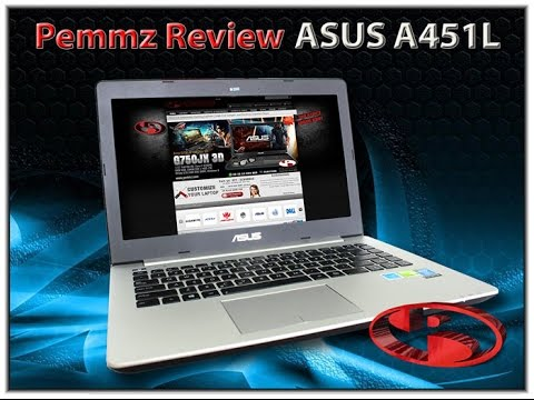 Video Review GT840M on ASUS A451LN - Maxwell Low-end yang menggigit