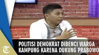 Politisi Demokrat Pamit akan Mundur: Warga Kampung Benci Saya Dukung Pak Prabowo