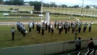 Barbados National Anthem RBPF Band