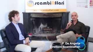 preview picture of video 'Consigliere Comunale PD Cisterna di Latina, G.Isacco - ScambiAffari'