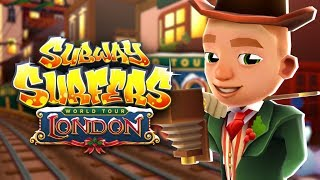 Subway Surfers World Tour 2018 - London - Official Trailer