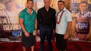 Three Wise Cousins Premiere