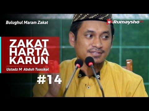 Bulughul Maram Zakat (14) : Zakat Harta Karun - Ustadz M Abduh Tuasikal