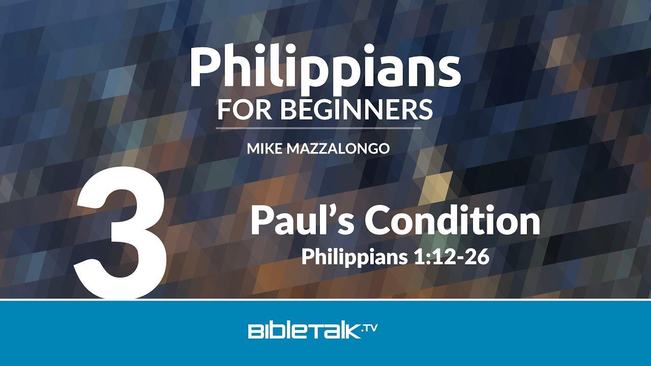 3. Paul's Condition