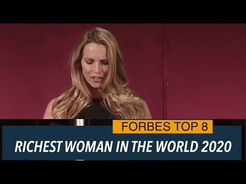 Forbes Top 8 Richest Woman In The World 2020
