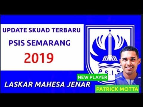 SKUAD TERBARU PSIS SEMARANG 2019| Update  April 18/04/2019.UPDATE SKUAT RESMI PSIS SEMARANG 2019