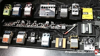 Rig Rundown - Red Hot Chili Peppers' Josh Klinghoffer & Flea [2017]
