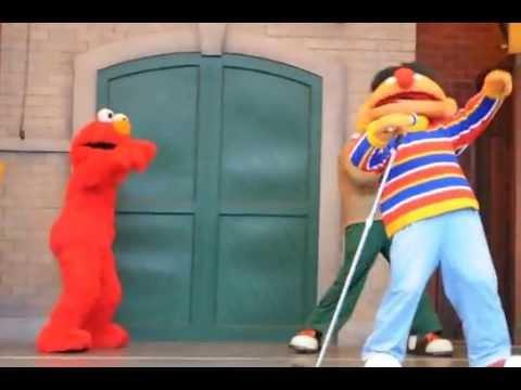 Sesame Street Live: Ernie Rocks! Rubber Ducky Song
