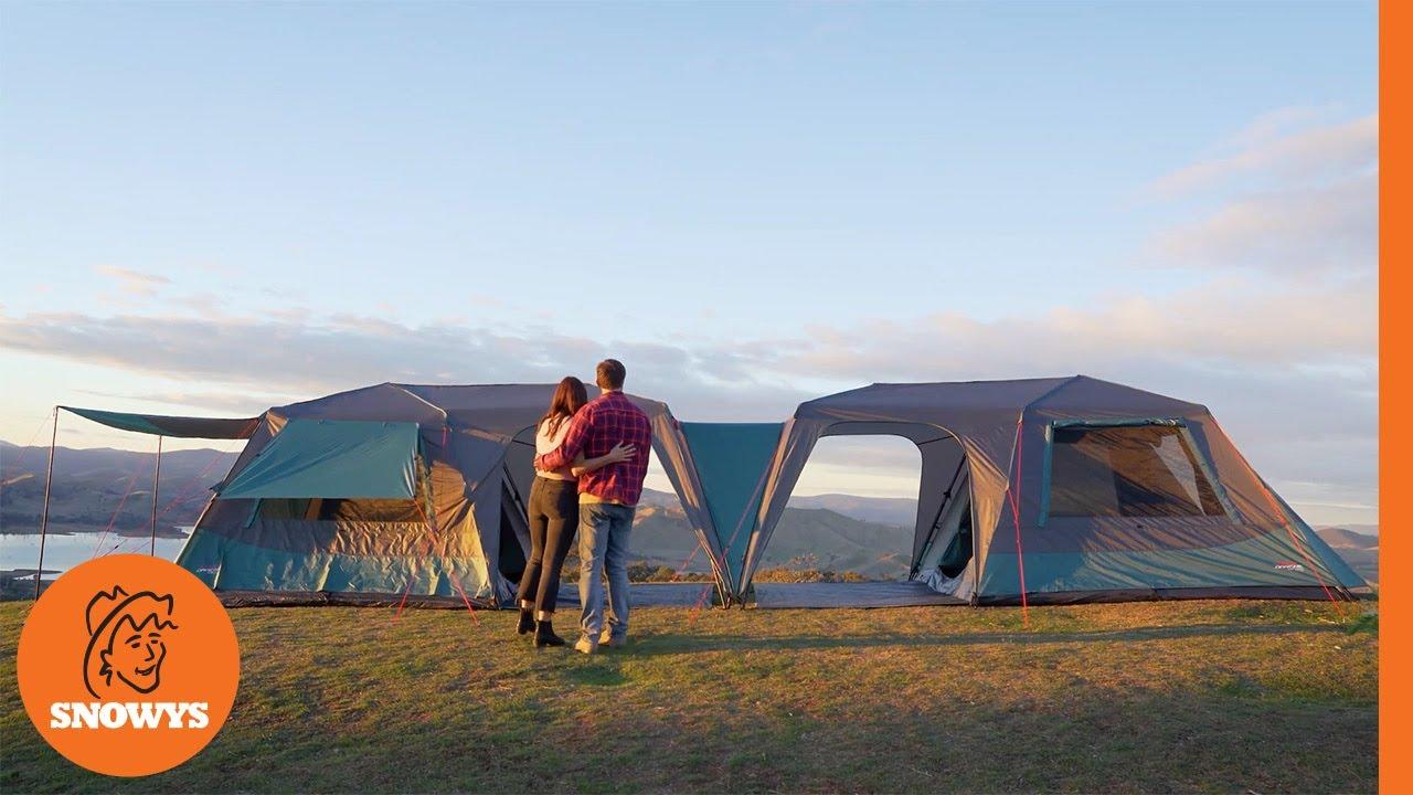 6P Instant Tent