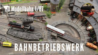 preview picture of video 'H0 Modellbahnanlage MEC Oranienburg - ModellbahnLinks'