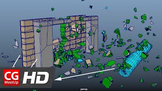 """CGI VFX: """"Pulldownit 4 for Maya Released"""" by Thinkinetic"""