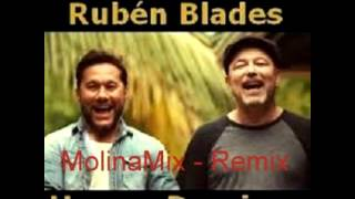 Diego Torres Y Ruben Blades - Hoy Es Domingo - Remix - (MolinaMix)