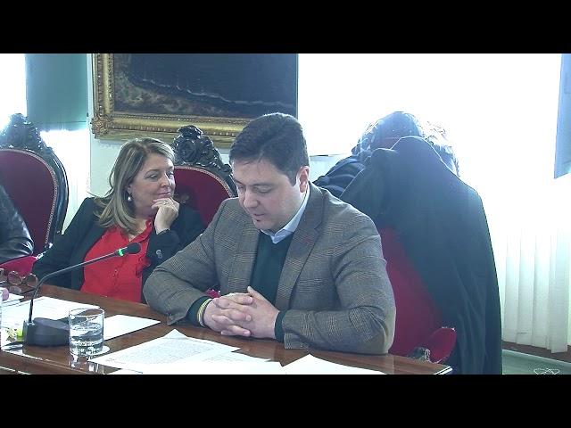 02/02/2019 - Pleno Municipal Ordinario