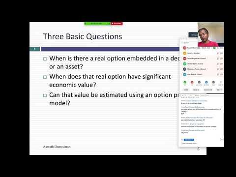 How to understand above below options
