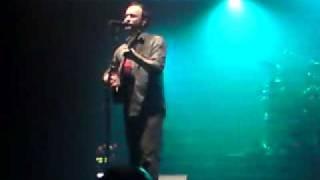 Dave Matthews Solo - Baby Blue - Live Manchester Apollo 2010