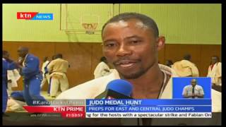 Judo national team is geared up for the East and Central Africa Judo championships in Zanzibar